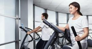 снижение веса в тренажерном зале